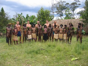 Lani People – Papua – Baliem