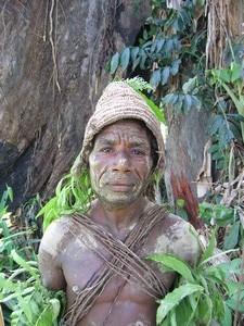 """Papua– Mamberamo people """"Kai tirbe"""""""