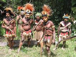 Tropical Rainforest: Tribes in the Tropical Rainforest