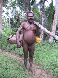 Unnamed tribe – Papua New Guinea 2005